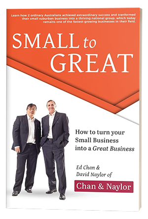 Small to Great: How to Turn Your Small Business into a Great Business
