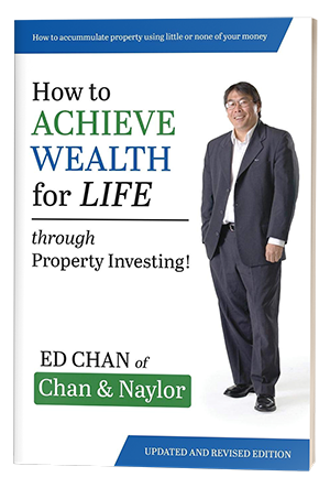 How to Achieve Wealth for Life: Through Property Investing!