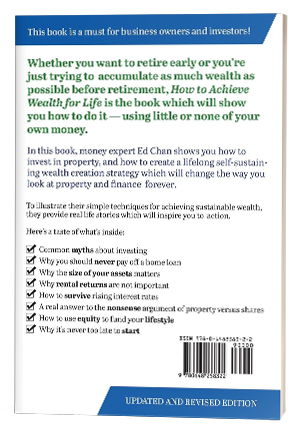 How To Achieve Wealth For Life by Ed Chan
